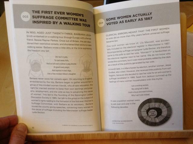 Les suffragettes dans la littérature, à la télévision et au cinéma - Page 2 Image23