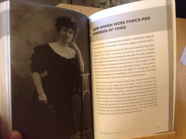 Les suffragettes dans la littérature, à la télévision et au cinéma - Page 2 Image24