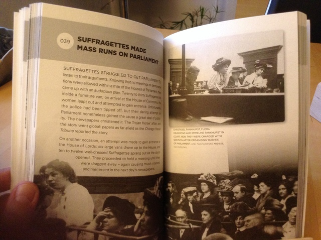 Les suffragettes dans la littérature, à la télévision et au cinéma - Page 2 Image25