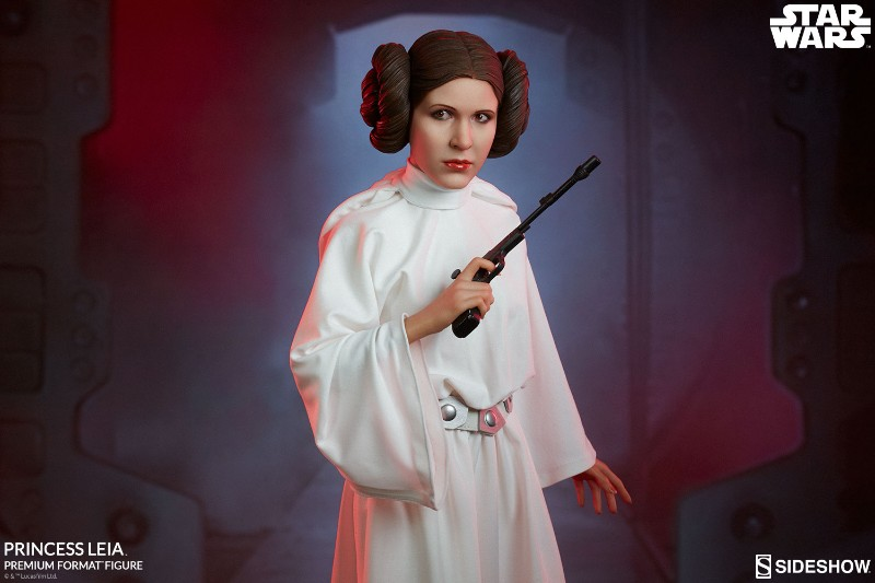 Sideshow Collectibles LEIA ANH - Premium Format (2018)  02-30010