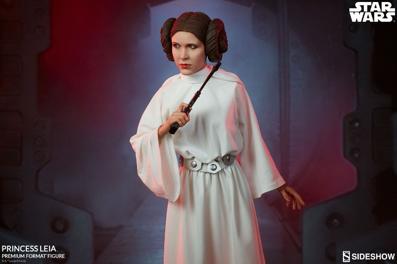 Sideshow Collectibles LEIA ANH - Premium Format (2018)  03-30010