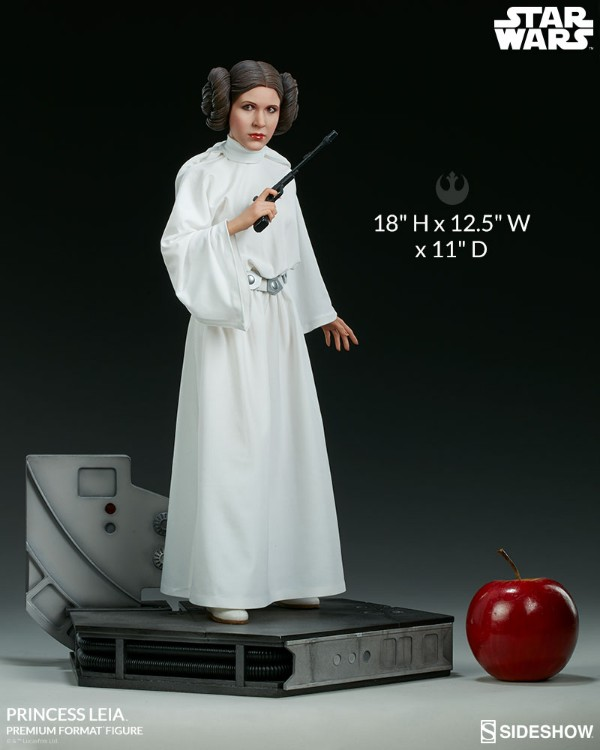 Sideshow Collectibles LEIA ANH - Premium Format (2018)  04-30010