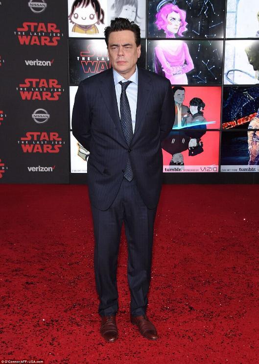 8 - Star Wars The Last Jedi - Les premières 0910