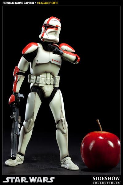 Sideshow - Republic Clone Captain - 12 inch Figure  10001610