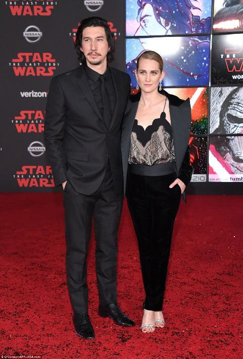 8 - Star Wars The Last Jedi - Les premières 1010