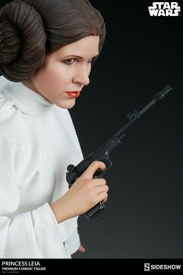 Sideshow Collectibles LEIA ANH - Premium Format (2018)  14-30010