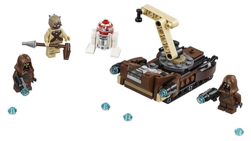LEGO STAR WARS - 75198 - Tatooine Battle Pack 17519810