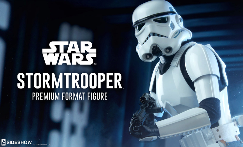 Sideshow Collectibles - Stormtrooper Premium Format 2018 2018_s10