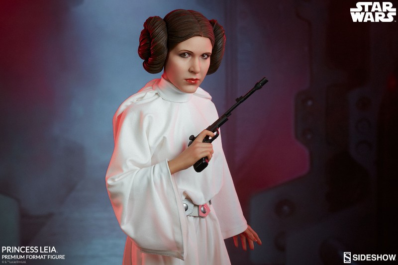 Sideshow Collectibles LEIA ANH - Premium Format (2018)  21-30010