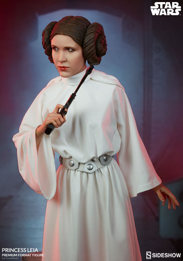 Sideshow Collectibles LEIA ANH - Premium Format (2018)  22-30010