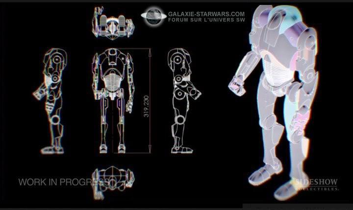 Sideshow - Super Battle Droid  - 12 inch Figure 2219_p10