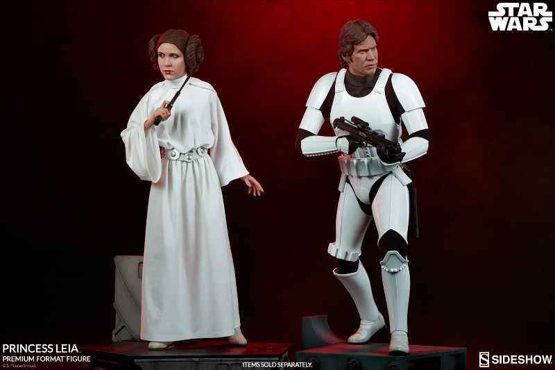 Sideshow Collectibles LEIA ANH - Premium Format (2018)  24-30010