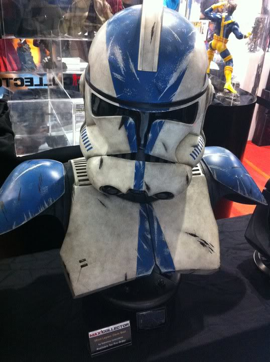 Sideshow - 501 Clone Trooper - Life Size Bust - Page 2 26471510