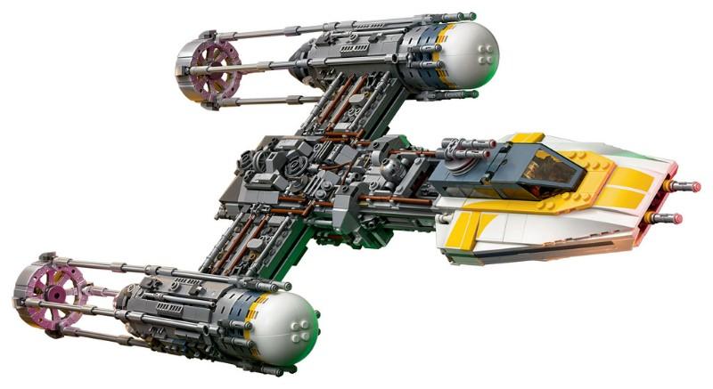 LEGO STAR WARS - 75181 - UCS Y-Wing Starfighter 27334410