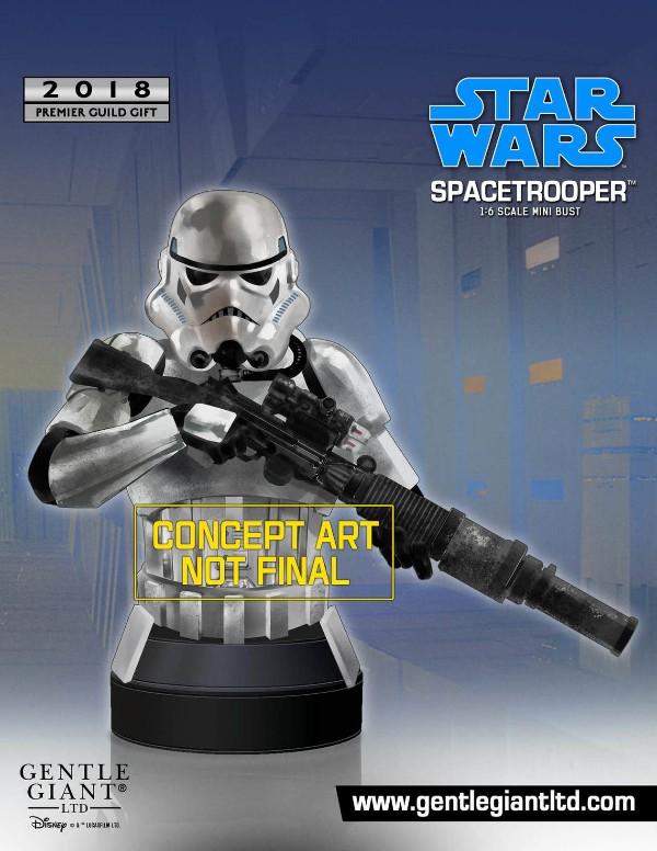 Gentle Giant Ltd. Premier Guild 2018 Gift - SpaceTrooper 29d59610