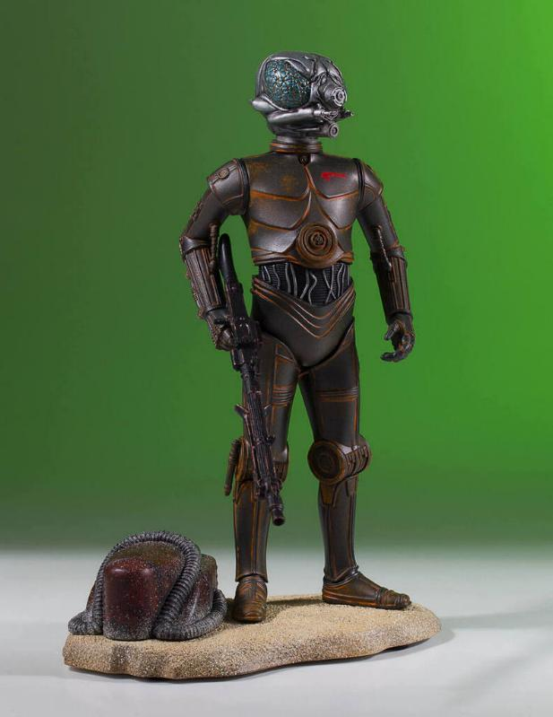 Gentle Giant - Star Wars - 4-LOM Collectors Gallery Statue 4-lom-23