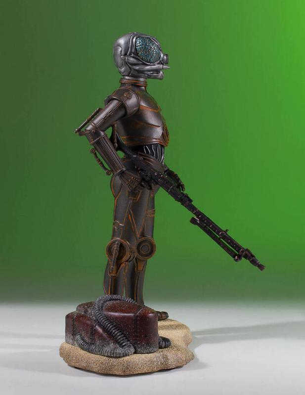 Gentle Giant - Star Wars - 4-LOM Collectors Gallery Statue 4-lom-25