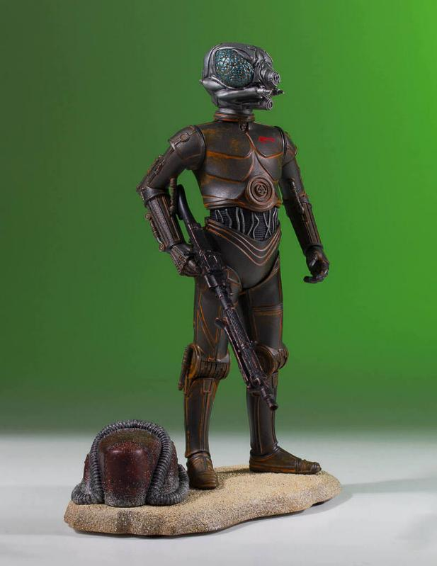 Gentle Giant - Star Wars - 4-LOM Collectors Gallery Statue 4-lom-27