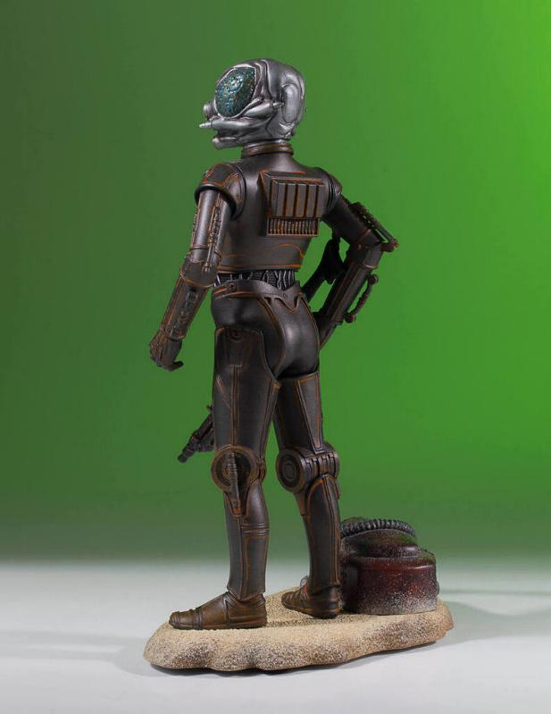 Gentle Giant - Star Wars - 4-LOM Collectors Gallery Statue 4-lom-28