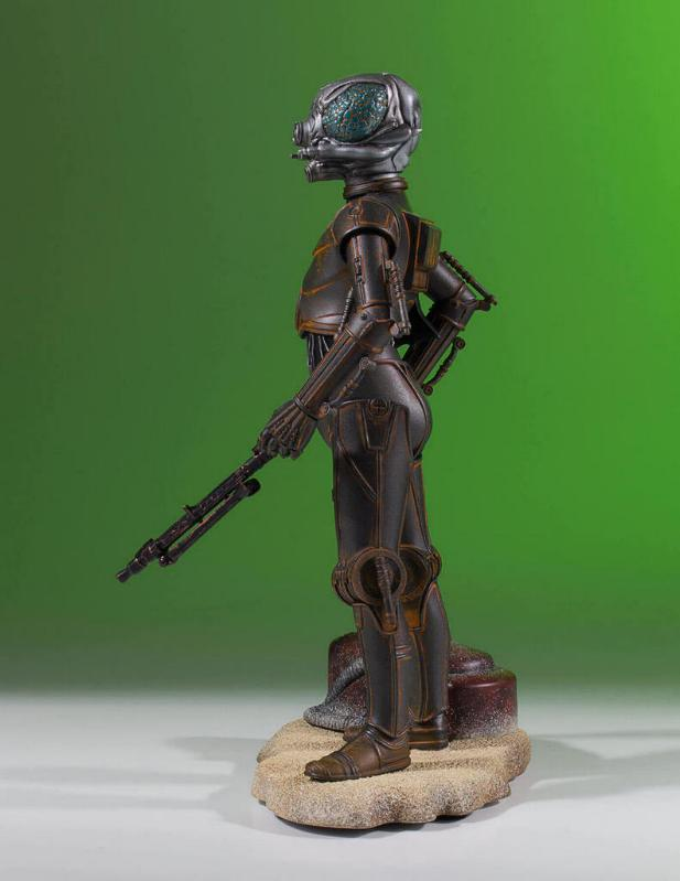 Gentle Giant - Star Wars - 4-LOM Collectors Gallery Statue 4-lom-34