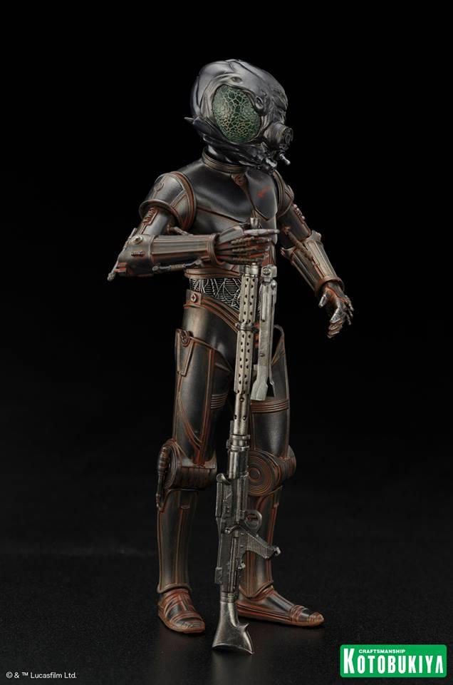 Kotobukiya - Star Wars ESB - 4-LOM ARTFX+ Statue 4-lom_11