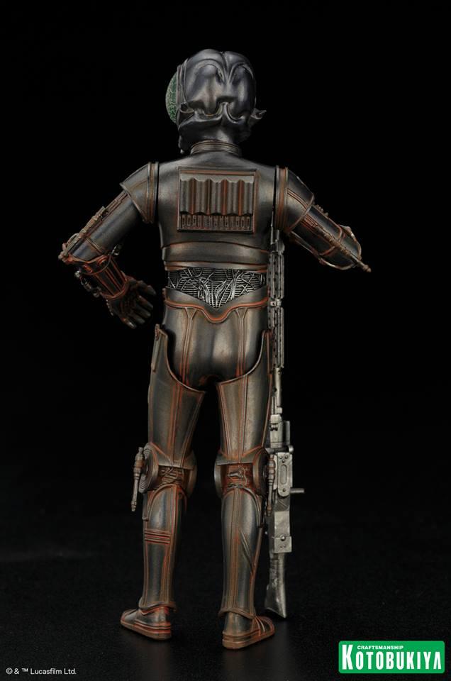 Kotobukiya - Star Wars ESB - 4-LOM ARTFX+ Statue 4-lom_12