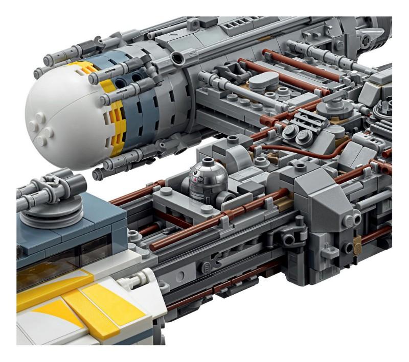 LEGO STAR WARS - 75181 - UCS Y-Wing Starfighter 40494413