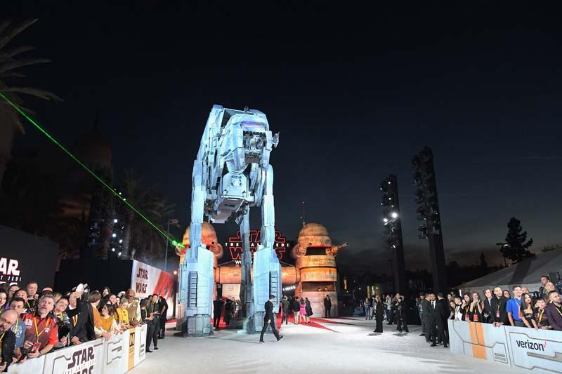 8 - Star Wars The Last Jedi - Les premières 4110