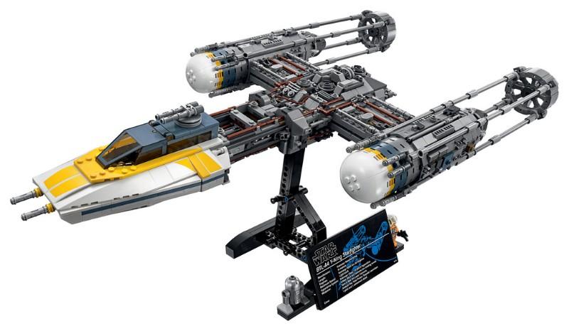 LEGO STAR WARS - 75181 - UCS Y-Wing Starfighter 41163710