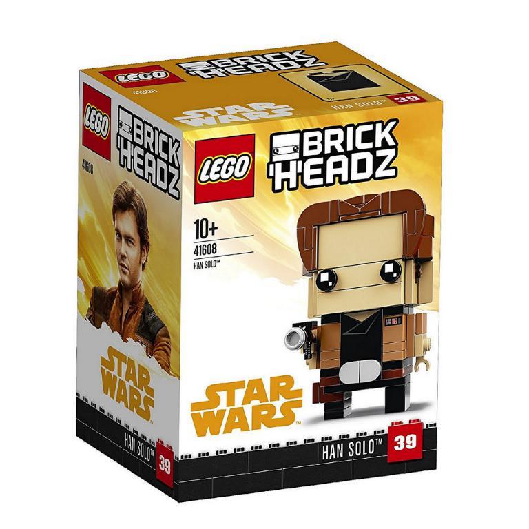 LEGO BRICKHEADZ STAR WARS - SOLO - 41608 - Han Solo 41608_10