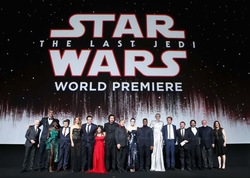 8 - Star Wars The Last Jedi - Les premières 4310