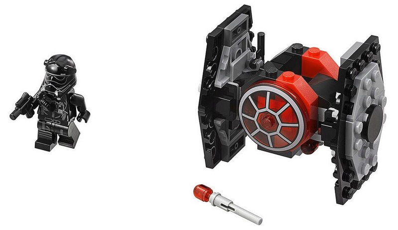 LEGO STAR WARS MICROFIGHTERS - 75194 - First Order Tie Fight 75194_11