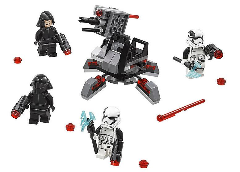 LEGO STAR WARS - 75197 - First Order Specialists Battle Pack 75197_10