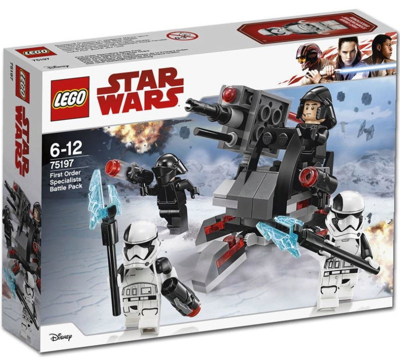 LEGO STAR WARS - 75197 - First Order Specialists Battle Pack 75197_11
