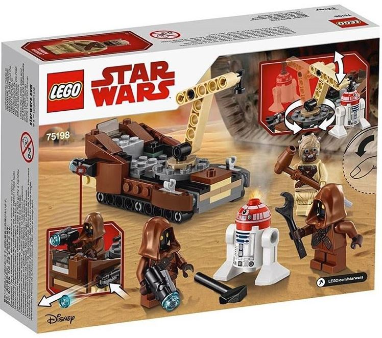 LEGO STAR WARS - 75198 - Tatooine Battle Pack 75198_10