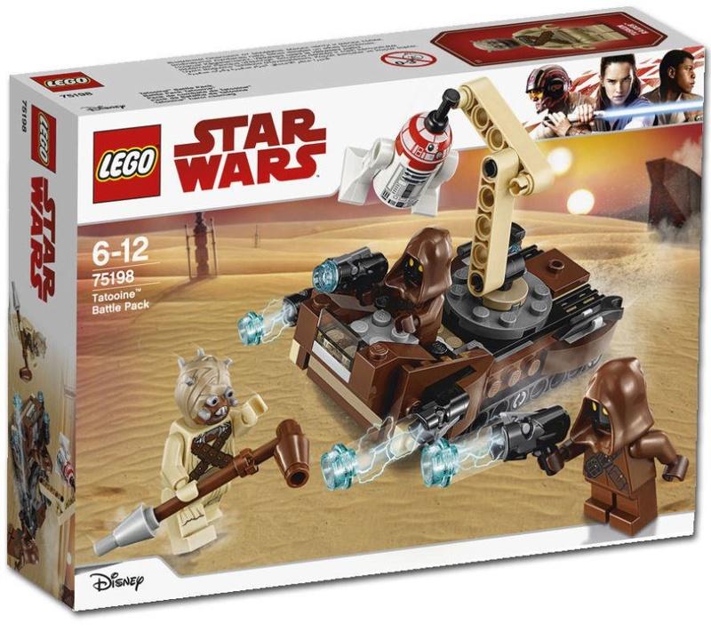 LEGO STAR WARS - 75198 - Tatooine Battle Pack 75198_11