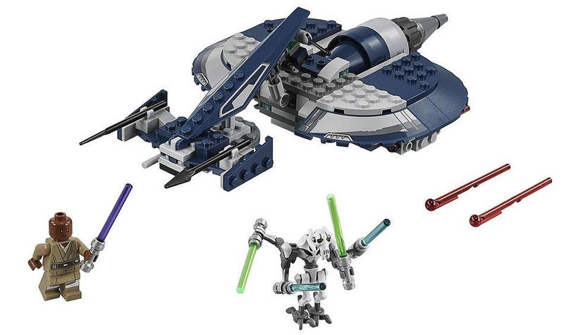 LEGO STAR WARS - 75199 - General Grievous' Combat Speeder 75199_11