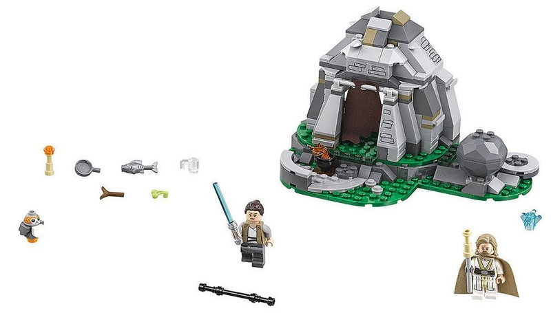 LEGO STAR WARS - 75200 - Ahch-To Island Training 75200_10