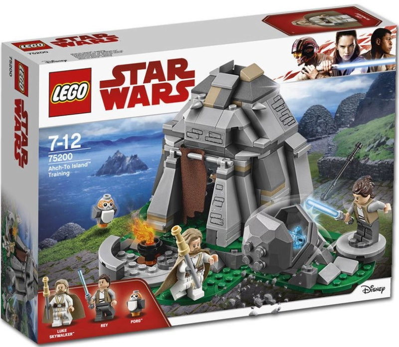 LEGO STAR WARS - 75200 - Ahch-To Island Training 75200_11
