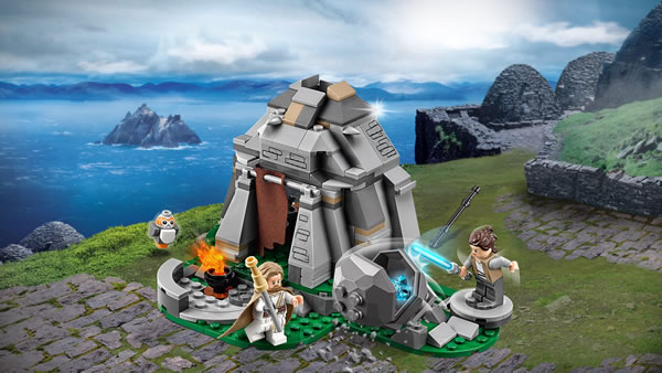 LEGO STAR WARS - 75200 - Ahch-To Island Training 75200_12