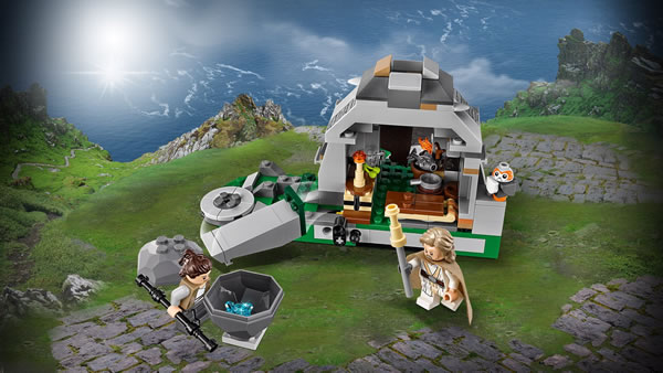 LEGO STAR WARS - 75200 - Ahch-To Island Training 75200_13