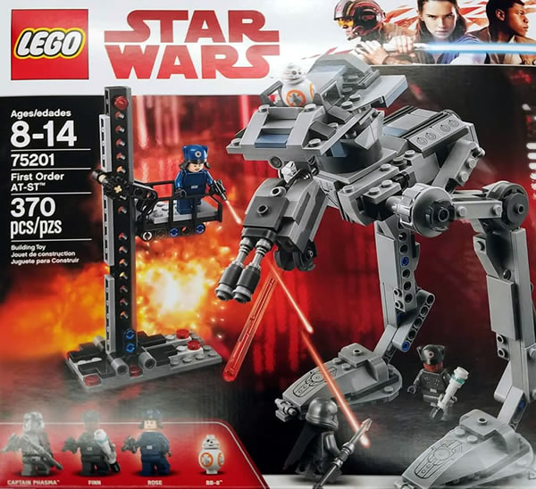 LEGO STAR WARS - 75201 - First Order AT-ST 75201_10