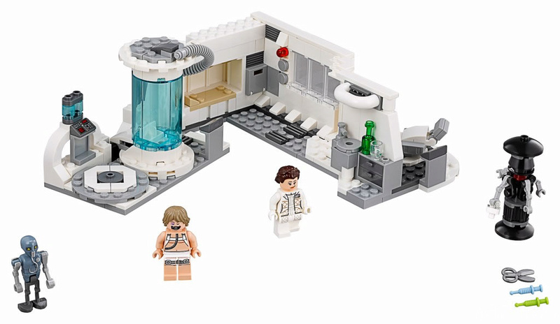 LEGO STAR WARS - 75203 - Hoth Medical Chamber 75203_10