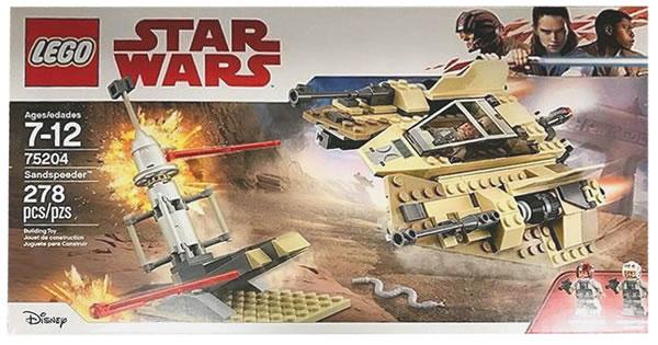 LEGO STAR WARS - 75204 - Sandspeeder  75204_10