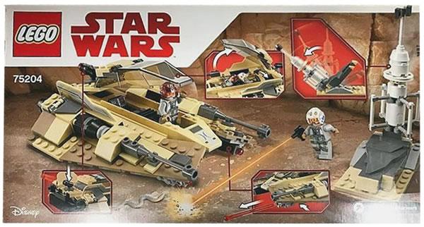 LEGO STAR WARS - 75204 - Sandspeeder  75204_11