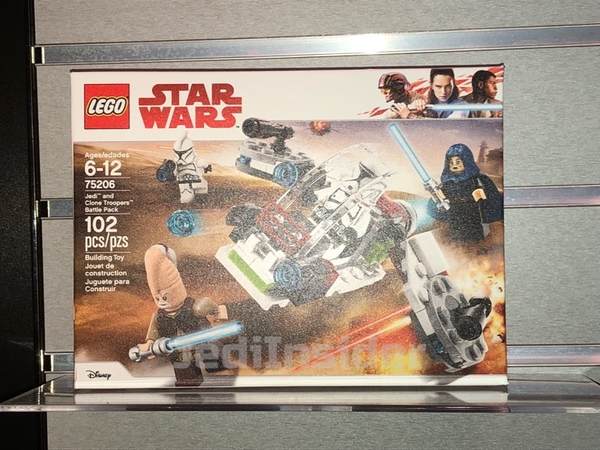 LEGO STAR WARS - 75206 - Jedi & Clone Troopers Battle Pack 75206_10