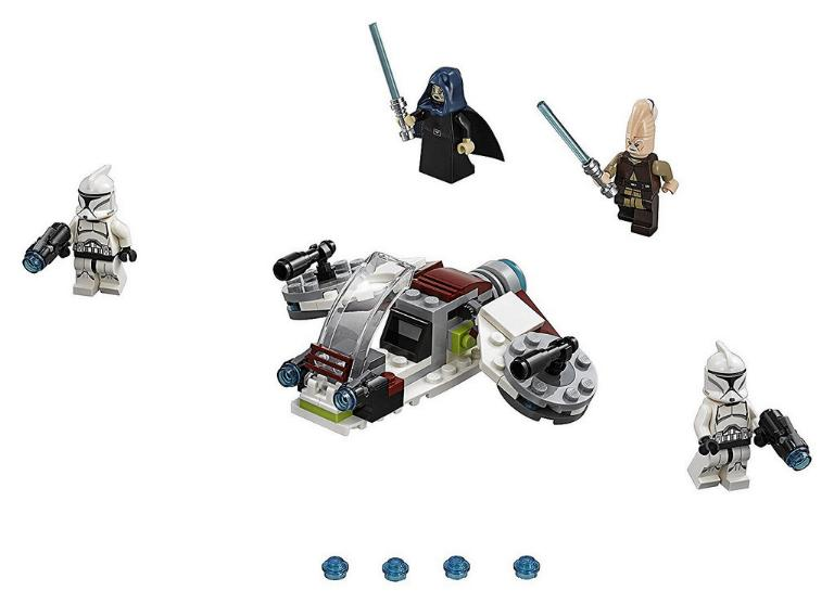 LEGO STAR WARS - 75206 - Jedi & Clone Troopers Battle Pack 75206_15