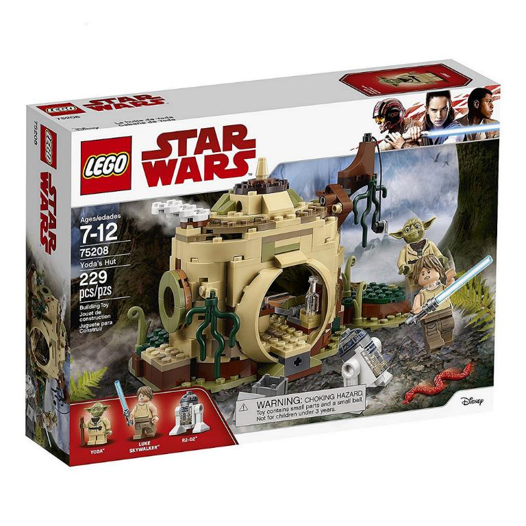 LEGO STAR WARS - 75208 - Yoda's Hut 75208_10