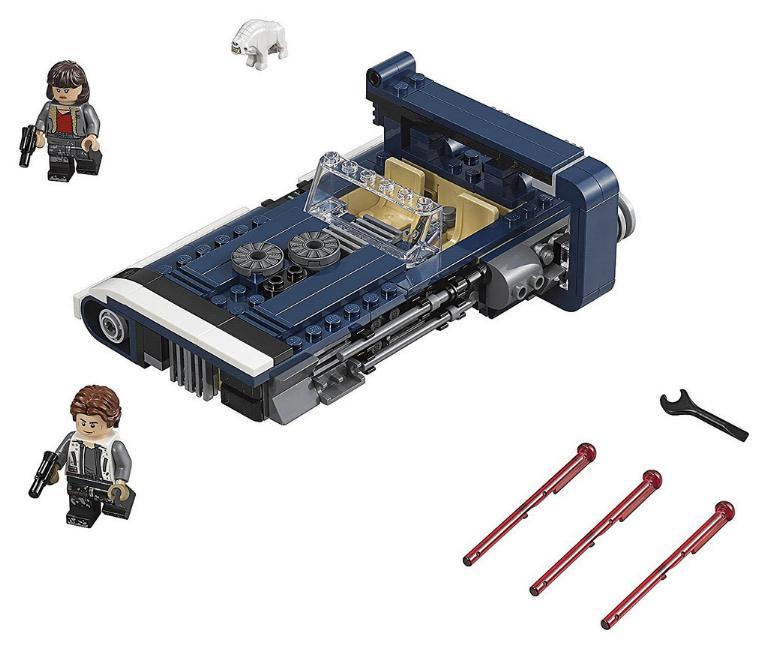 LEGO STAR WARS - SOLO - 75209 - Han Solo's Landspeeder  75209_11