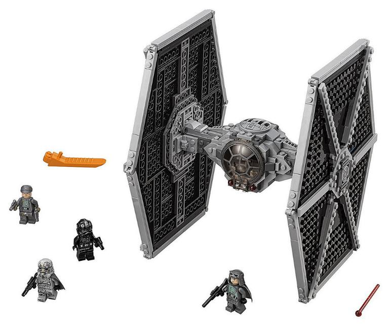 LEGO STAR WARS - SOLO - 75211 - Imperial TIE Fighter 75211_10